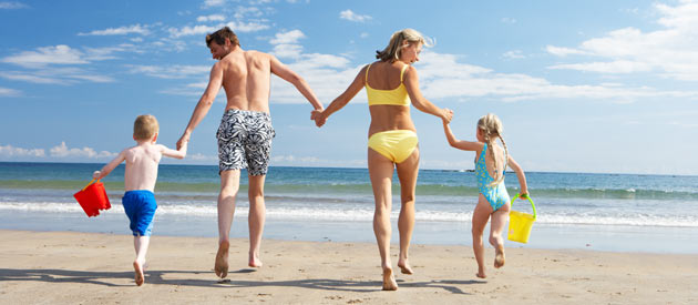 Affordable Travel - How To Save The Family Vacation