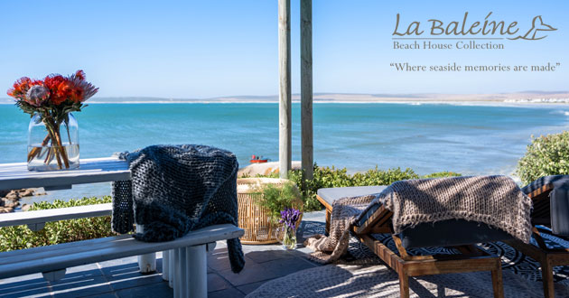LA BALEINE BEACH HOUSE COLLECTION, PATERNOSTER