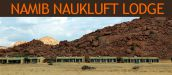 NAMIB NAUKLUFT LODGE, SOSSUSVLEI