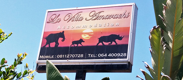 self catering accommodation, guesthouse accommodation, Swakopmund Namibia, amarachi, guest house, wedding, honeymoon