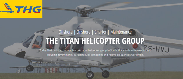 TITAN HELICOPTER GROUP