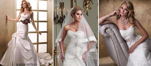 Springbok Wedding Dress Rental