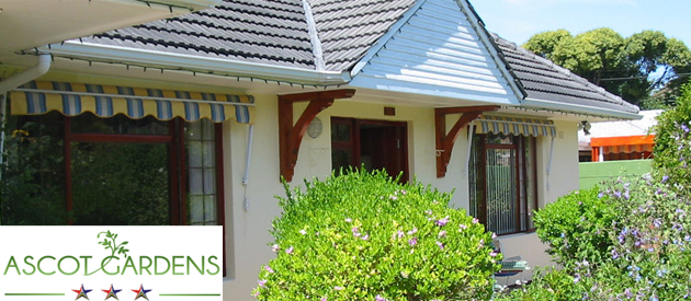 ASCOT GARDENS SELF CATERING, CAPE TOWN