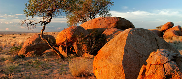 Solitaire is a small town situated in the Khomas region of Namibia.