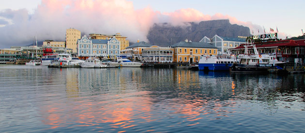 Cape Town - Green Point, in the Western Cape, South Africa