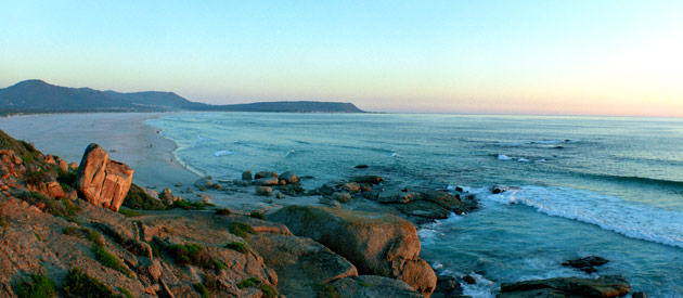 Cape Town - Noordhoek, in the Western Cape, South Africa